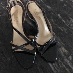 Women's Talbots Patent Leather Sandals